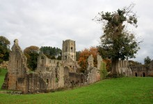 Autumnal Fountains Abbey