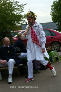 The fool with Brackley Morris