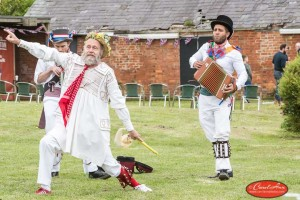 Brackley Morris Men - the Fool