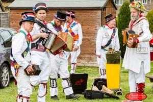 Brackley Morris Men - the musicians